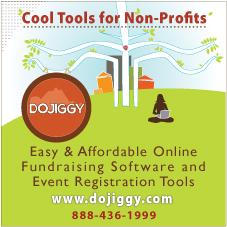 DoJiggy Online Fundraising Software